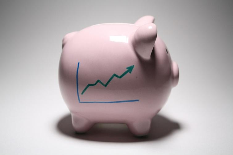 money-currency-trending-market-up